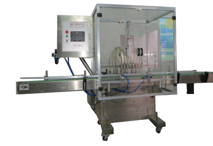 自动泵缸式液体灌装机