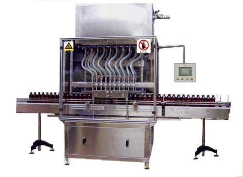 重力式液体灌装机