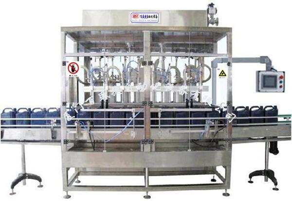 5L液体灌装机